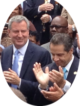 Jere Keys sept 2013 cuomo and diblasio