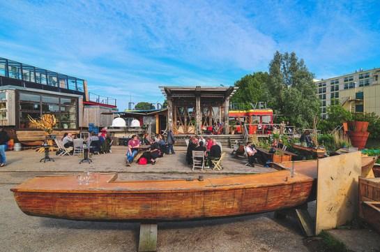 Cafe de Ceuvel Adam Nowek 2015