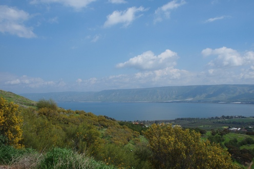 Sarah Simmons Photography Sea of Galilee